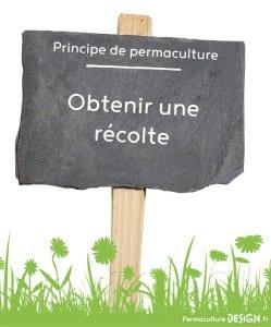 principe permaculture recolte aubagne