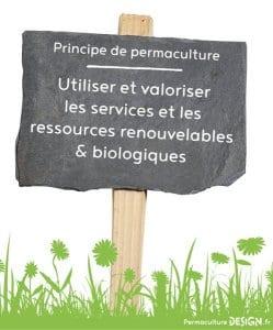 Le principe de la permaculture aubagne